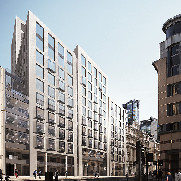 80 Fenchurch Street, London