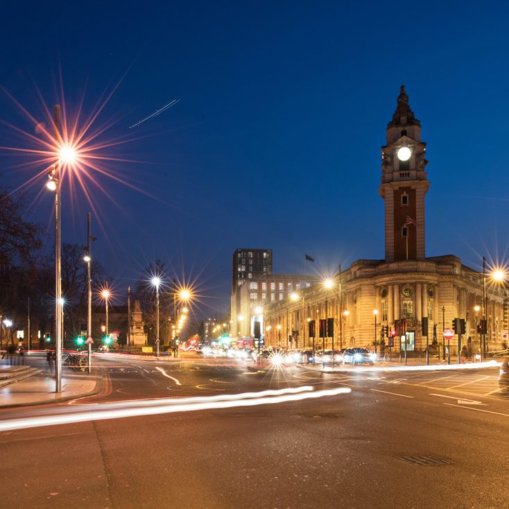 Lambeth Civic Redevelopment