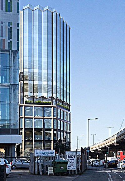 Building C, Brentford